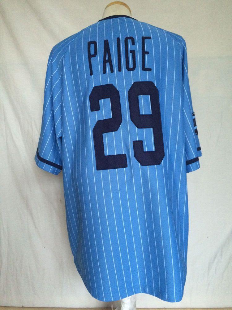fe4d343b3 Louisville Slugger Baseball Jersey XL Signature Series Satchel Paige #29  Mens #LouisvilleSlugger. Find this Pin and ...