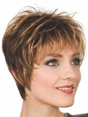 Image Result For Short Spiky Hairstyles For Women Over 40 50 Short