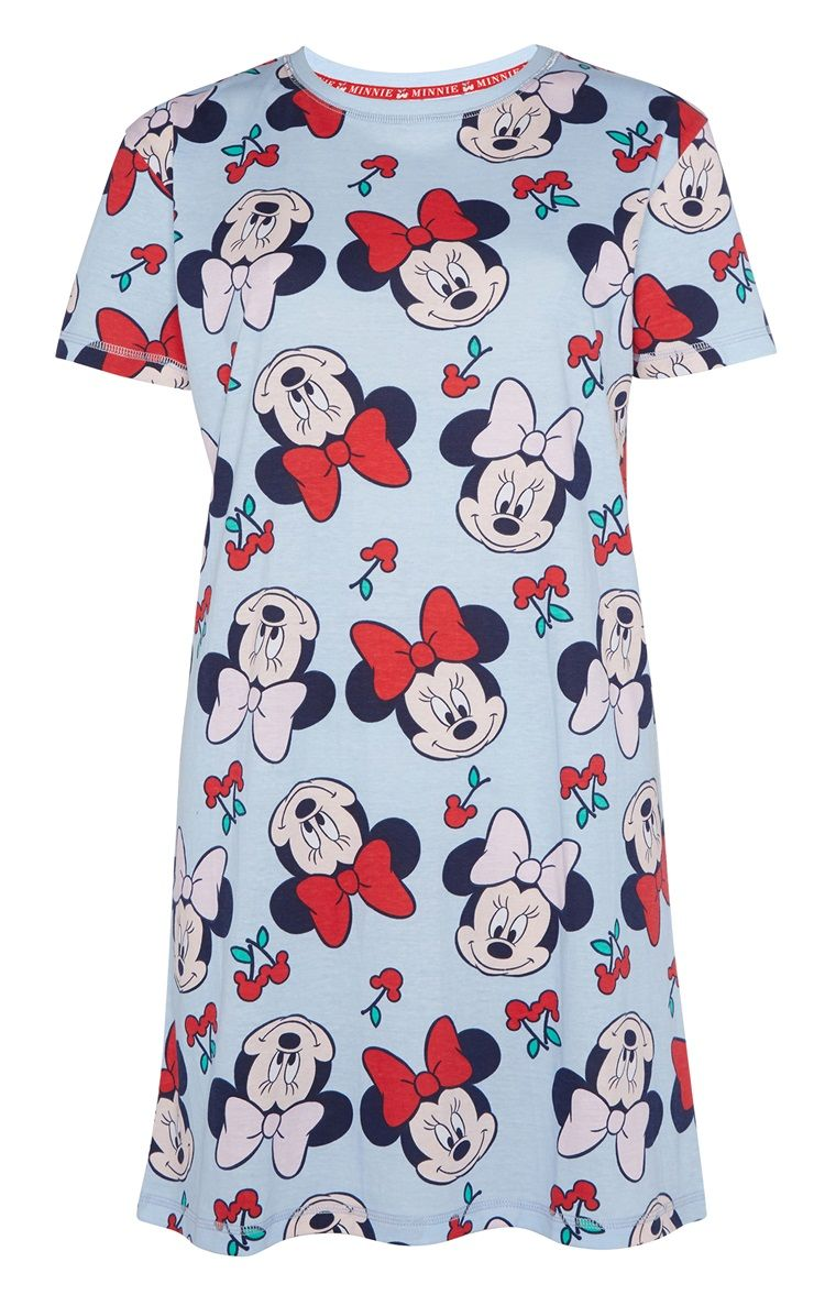 7838706df9 Primark - Minnie Mine Night Dress Minnie Mine Night Dress Paris Travel,  Primark, Disney
