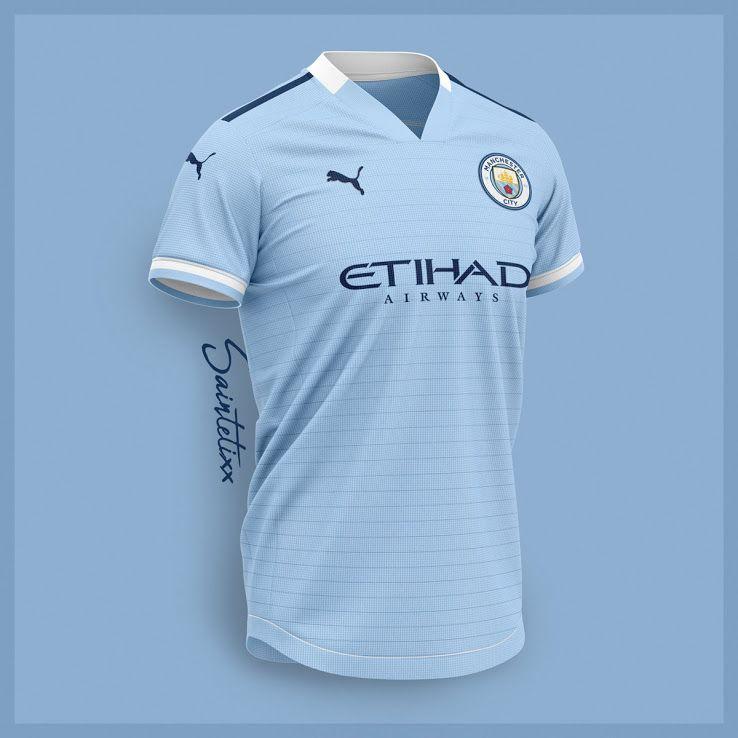 Best Of 13 Unique Puma Manchester City 19 20 Concept Kits Uniformes Futebol Futebol Terno