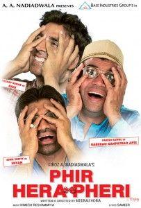 Hera Pheri Images : pheri, images, Pheri, Bollywood, Posters,, Hindi, Movies,, Movies