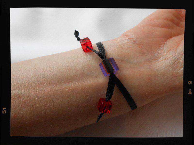 Fermer Un Bracelet Ruban Ou Comment Faire Un Bracelet Minute