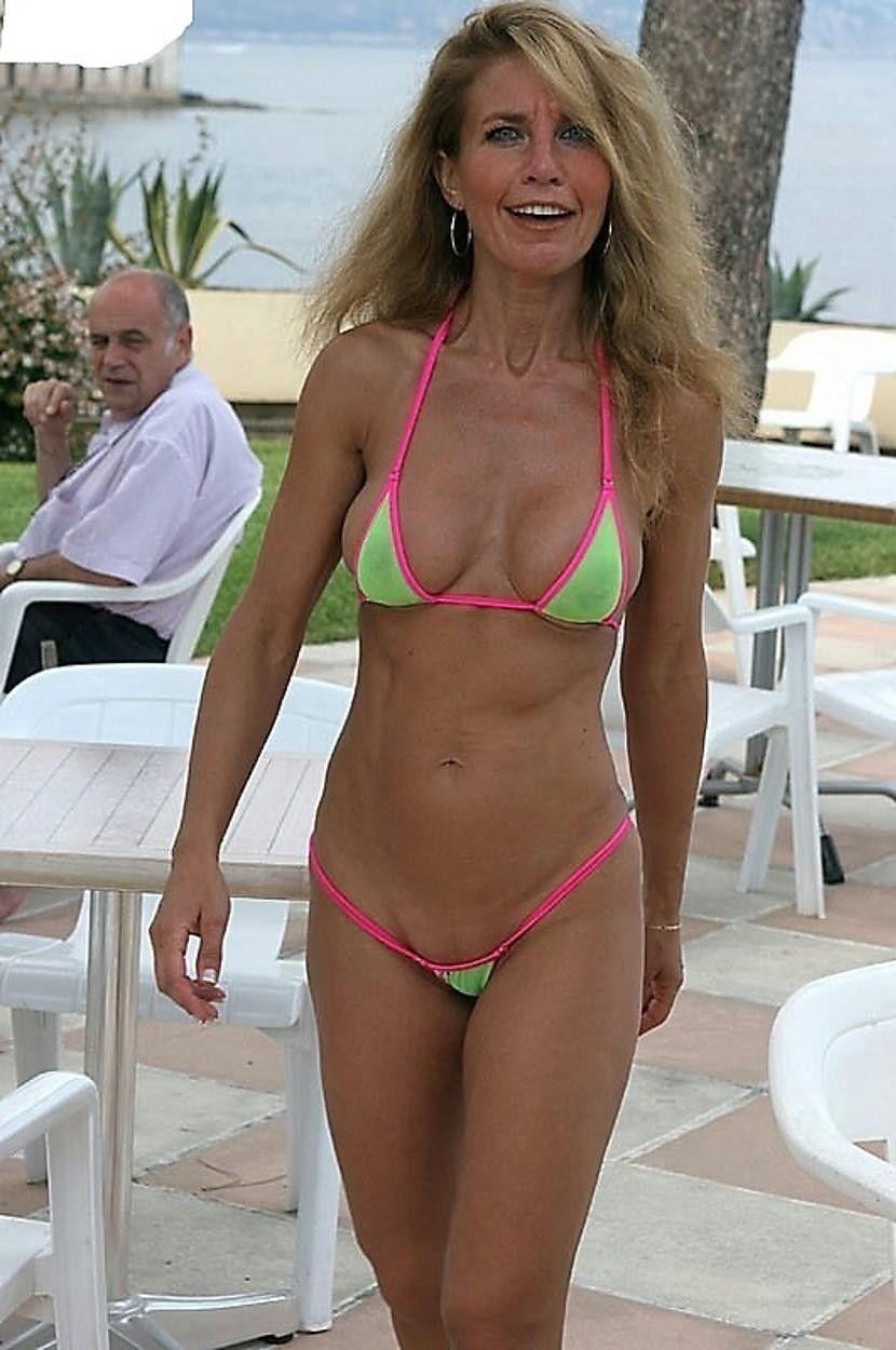 Question apologise, Womens in bikinis looking sluty something is