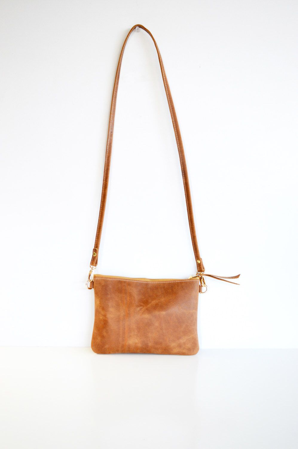 Leather crossbody bag   Minimalist bag   Small leather bag   Leather purse    Simple leather 99ab63c0d45b4