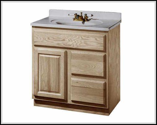 Unfinished Bathroom Vanities Canada