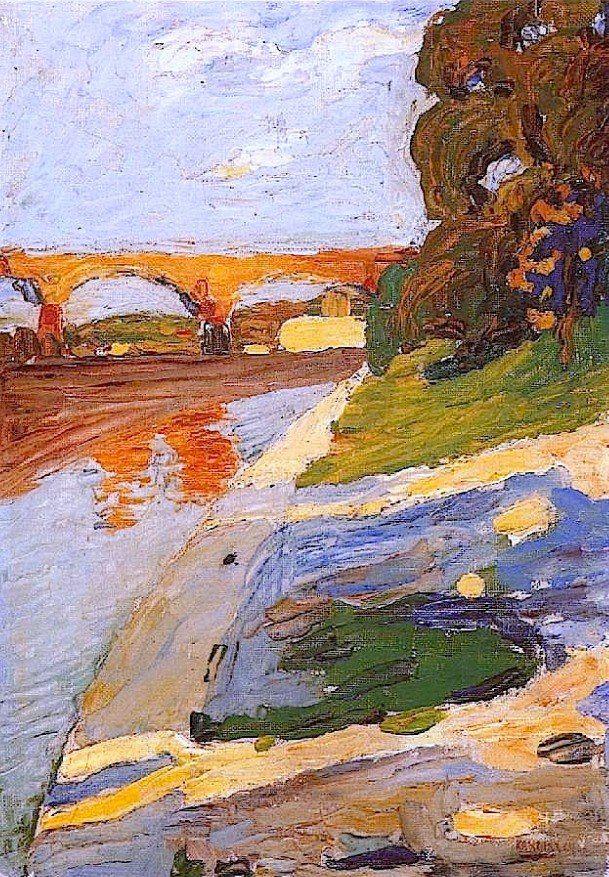 Wassily Kandinsky Davidcharlesfoxexpressionism Com Kandinsky