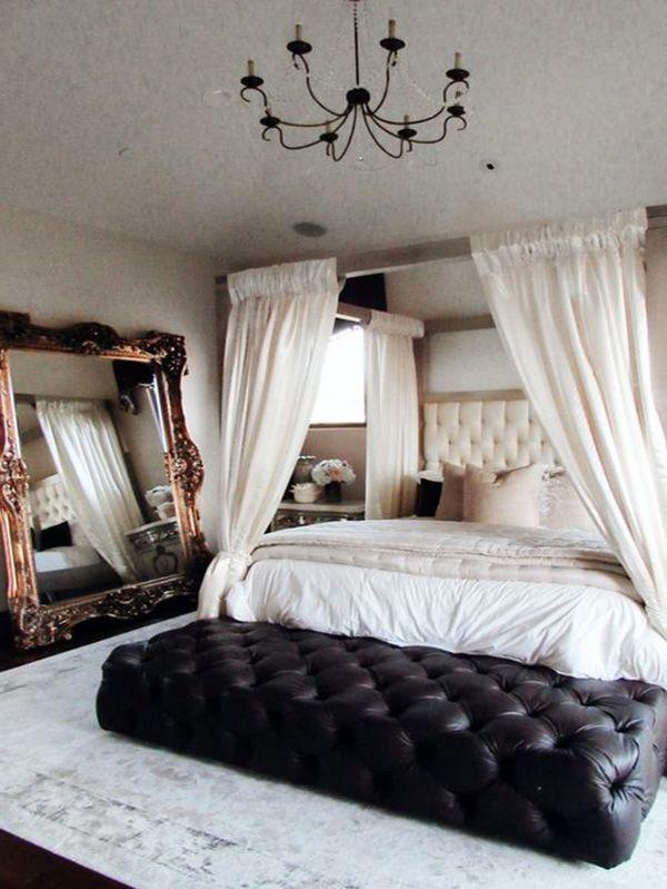 Elegant Romantic Bedrooms: Bohemian Romantic Bedroom