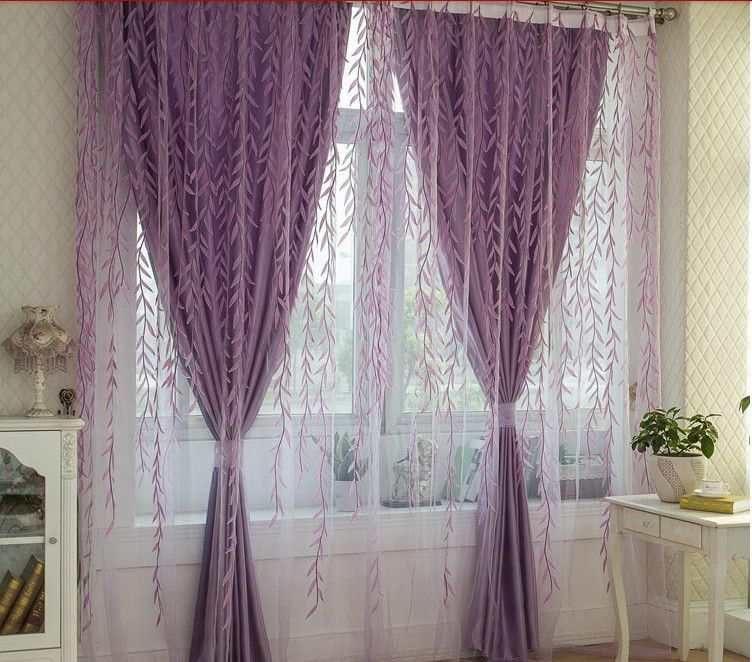 Compare Prices On Purple Curtains Online Shopping Buy Low Price