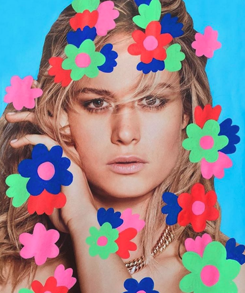 Artist Alia Penner Brie larson, Brie, Instagram posts