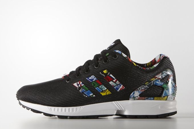 adidas Originals ZX Flux Logo Pack – Available Now