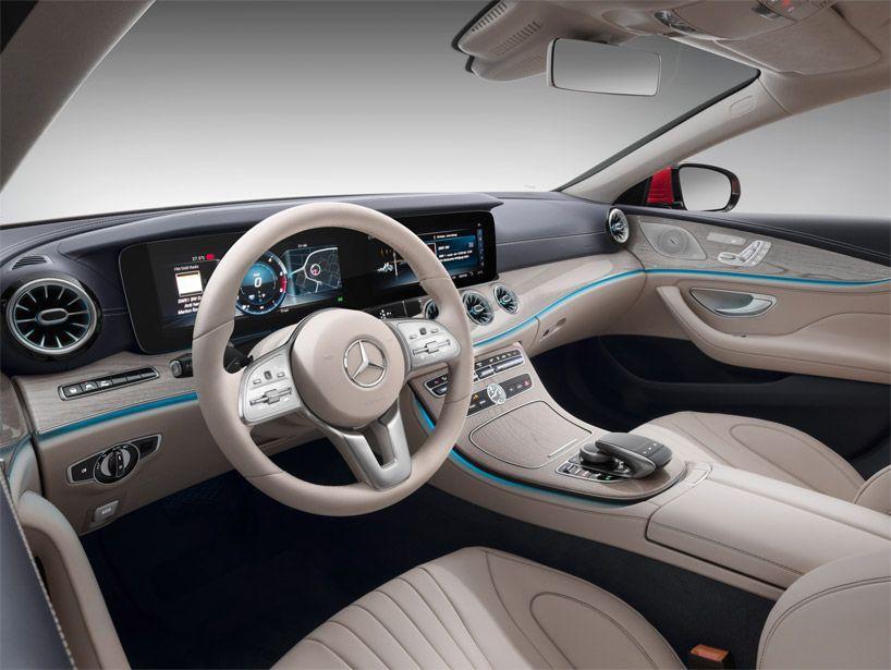 Mercedes Benz Cls Coupe Redefines Elegant Dynamics At 2017 La Auto