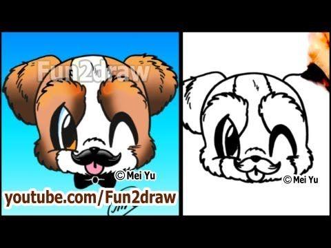 Labrador puppy how to draw a cute cartoon dog drawing labrador puppy how to draw a cute cartoon dog drawing pinterest labradors cartoon and dog ccuart Images