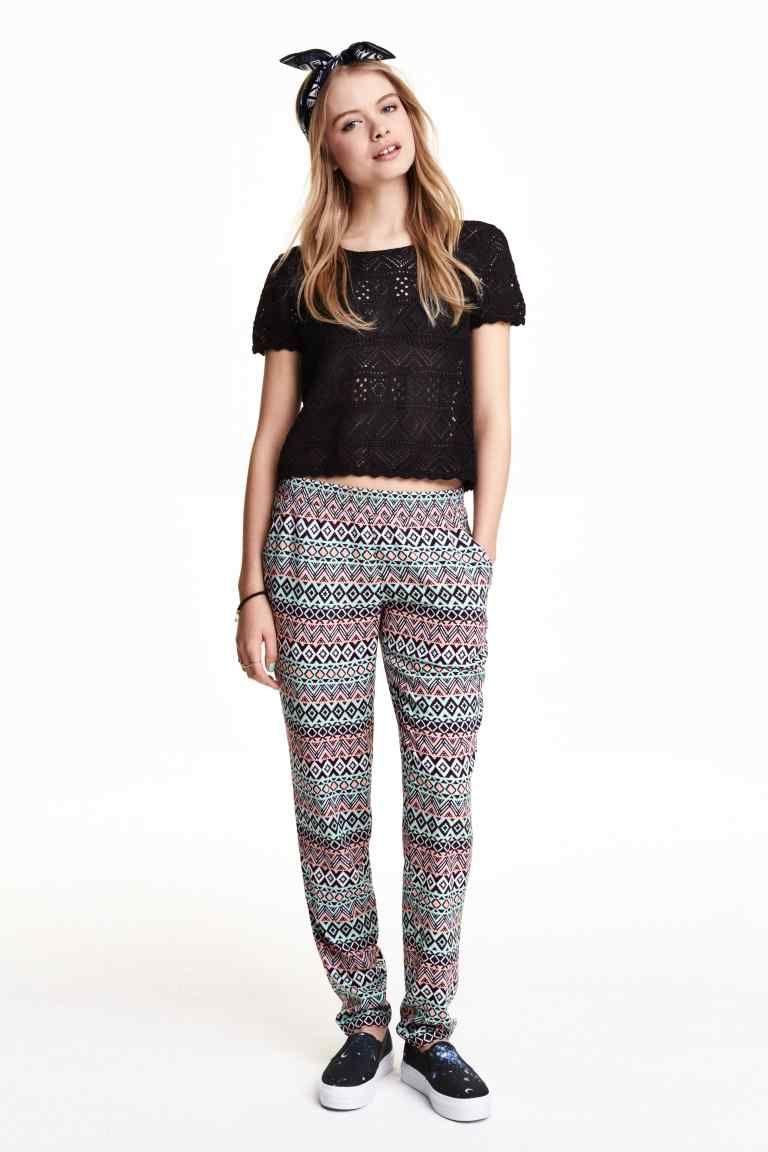 Pantalón Loose fit | H&M