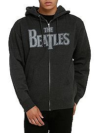 HOTTOPIC.COM - The Beatles Logo Hoodie