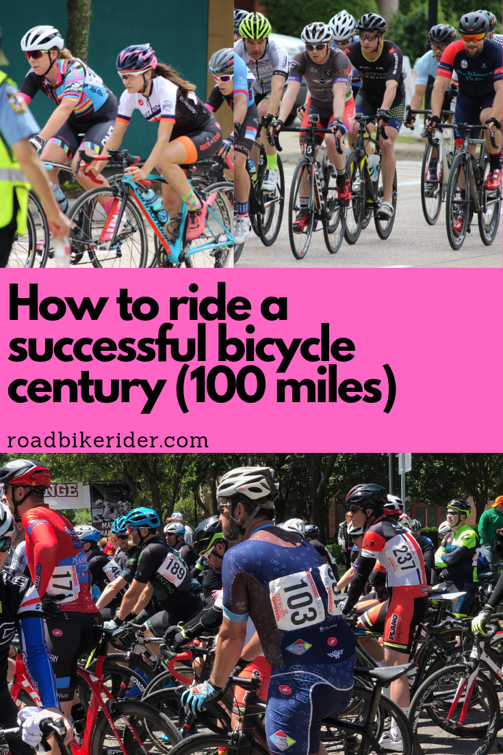 Best Tips To Prepare For A Bicycle Century 100 Mile Ride With