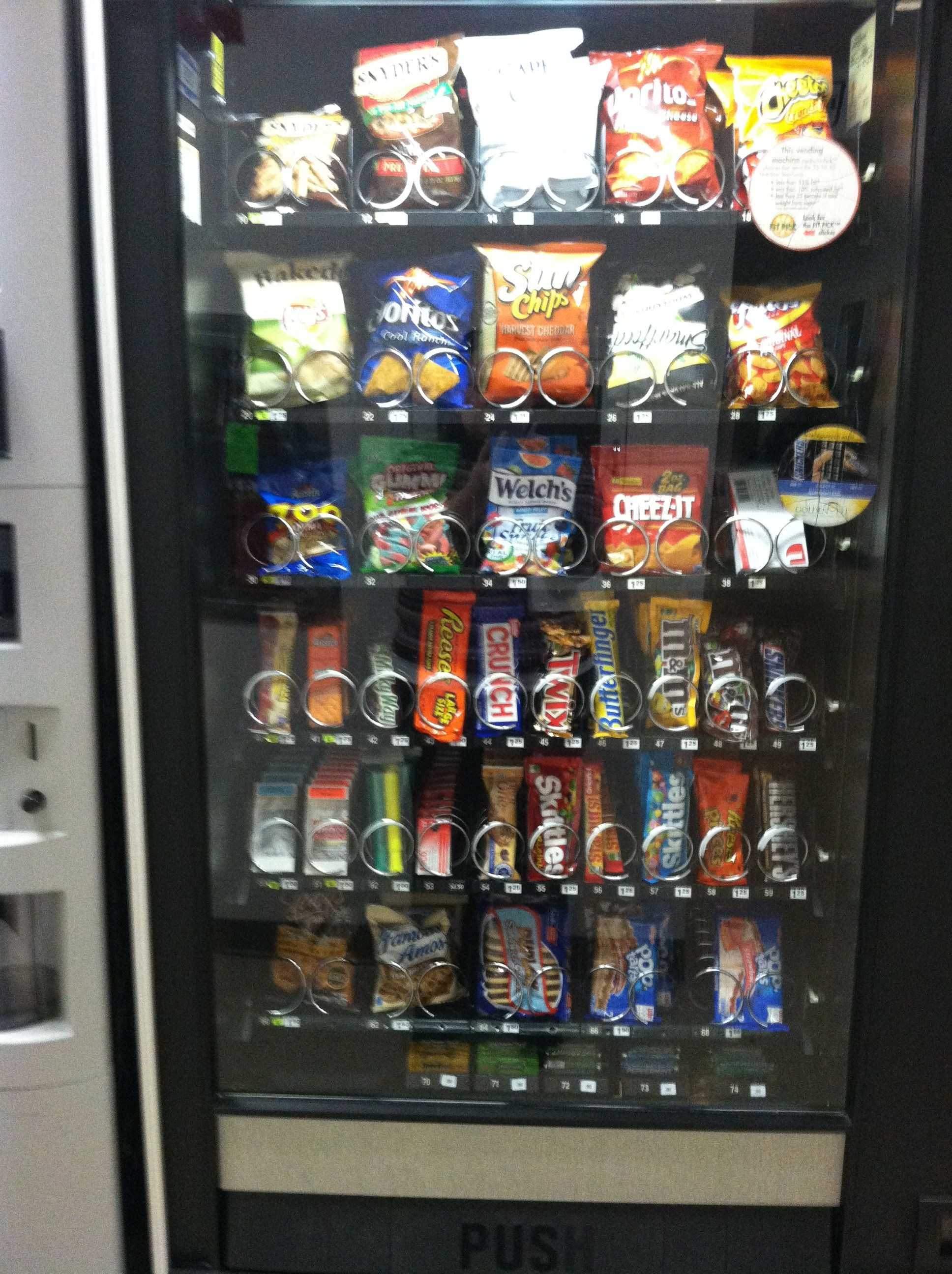 Index of library images illusions best - The Library S Vending Machines Not Only Dispense Pepsi Cheetos And Skittles But Also
