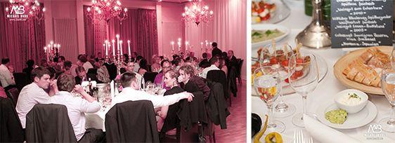Festliche Hochzeit im Hotel Vulcano Lindenhof, Eifel