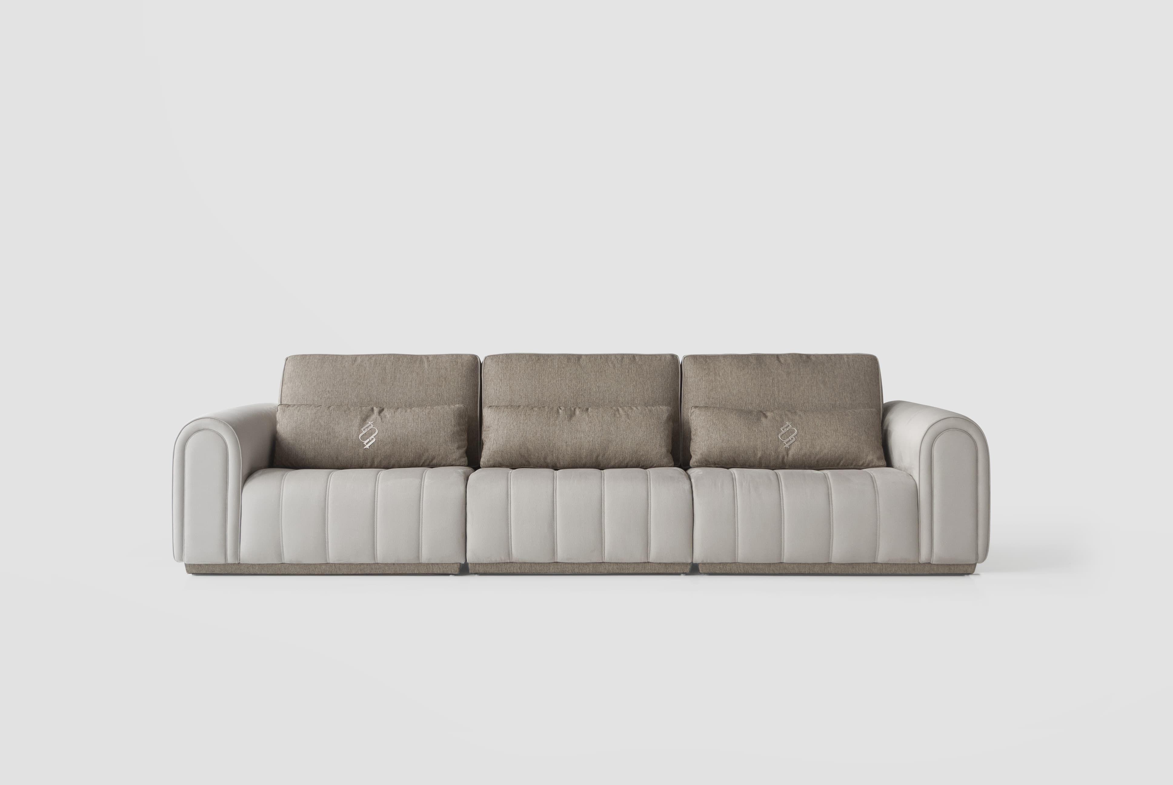 Slice By Boneli Design Milk Unique Sofas Sofa Furniture Sofa