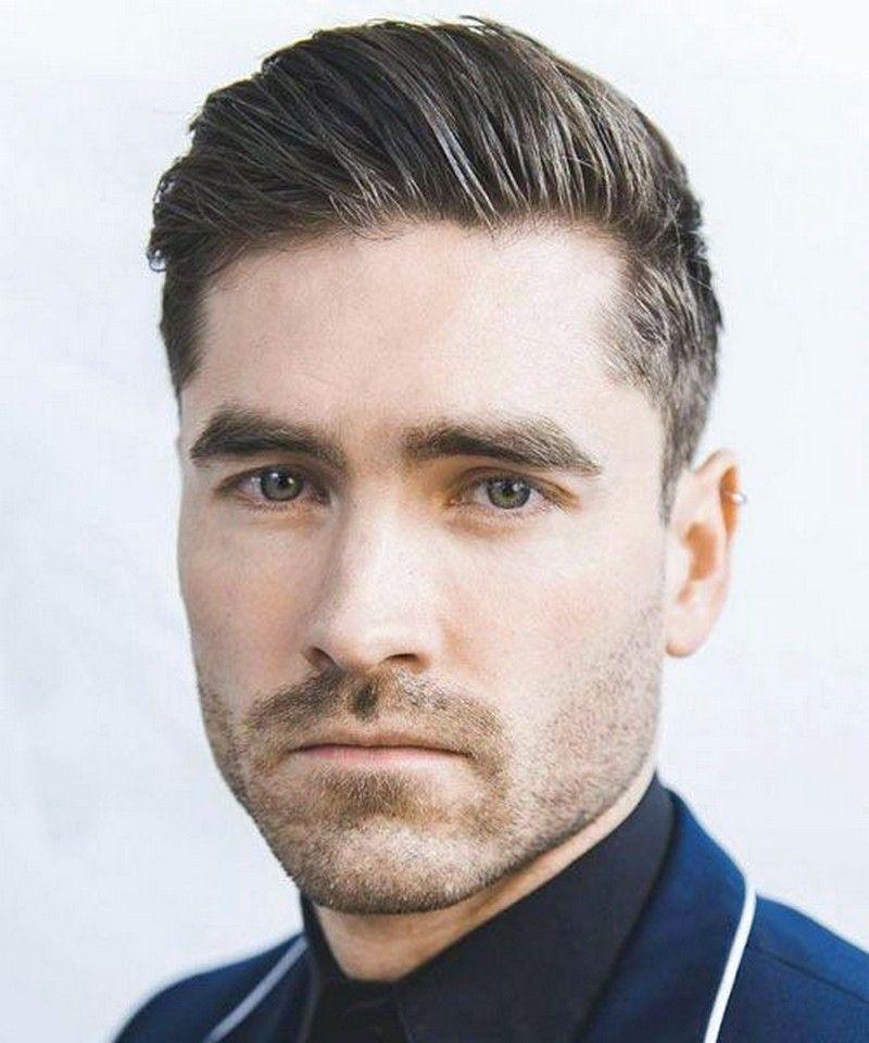 Men S Haircut Short Straight Hair In 2020 Mens Haircuts Short Tapered Haircut Dapper Haircut