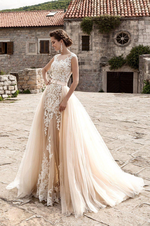Pin von Johnique Johnson auf Dresses for wedding  Brautkleid