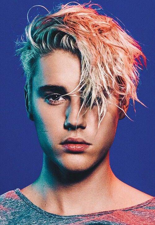 Justin Bieber I Capelli Tinti Männer Frisuren Justin Bieber