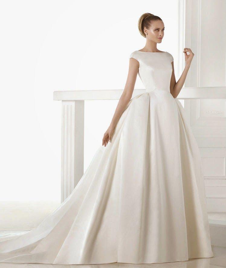 guia tipos de telas de vestidos de novia blog bodas mi boda gratis