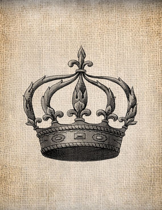 Antique Crown Royalty ...