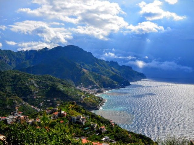 """Today's Fracture In Focus comes from Yuri L., one of our customers. """"I took that photo on my honeymoon with my wife, we were in Ravello overlooking the Amalfi Coast in Italy."""" Thanks for sharing your memories with us, Yuri!"""