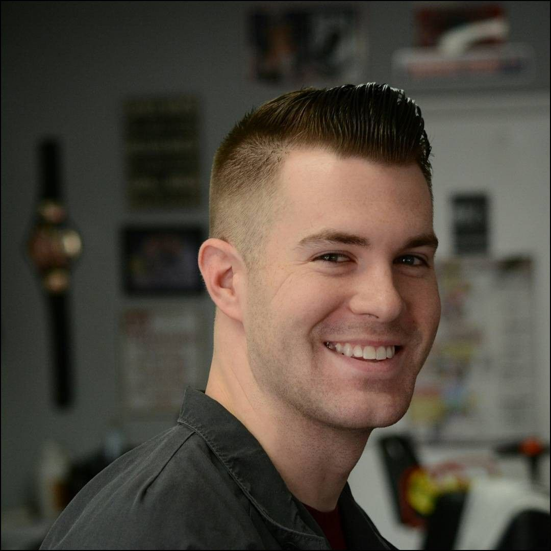 Pictures Of Marine Haircuts Mens Hair Styles Pinterest Marine