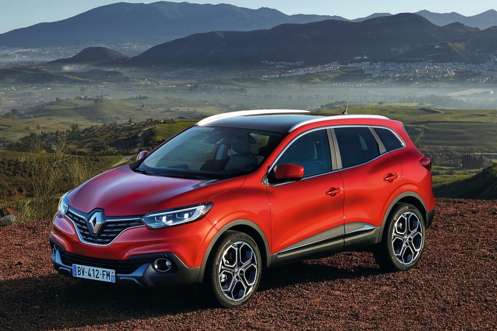 Renault Kadjar Fa Il Pieno Di Tecnologia Tehnika