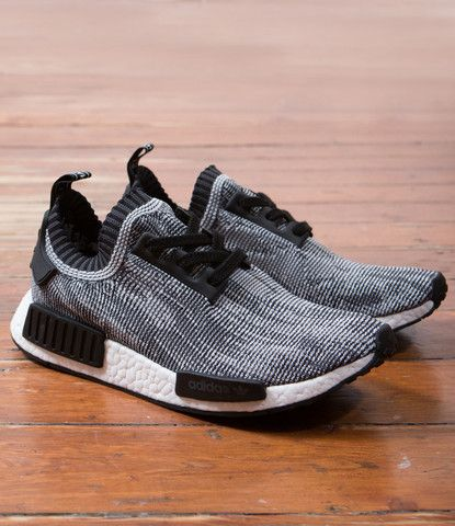 Nmd R1 Boost Runner Primeknit 'Solid Gray' Afew Store