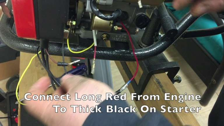 16 Honda Gx270 Electric Start Wiring Diagram Wiring Diagram Wiringg Net Electricity Honda Installation
