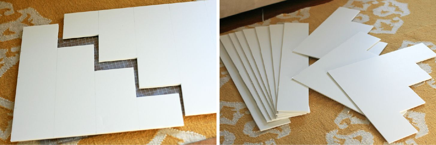 Note To Self Use Foam Core For Making Display Risers Diy Display Display Risers Craft Display