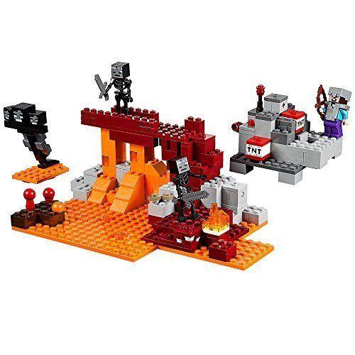 LEGO Minecraft The W/er 21126 | Shopping | Pinterest | Lego minecraft
