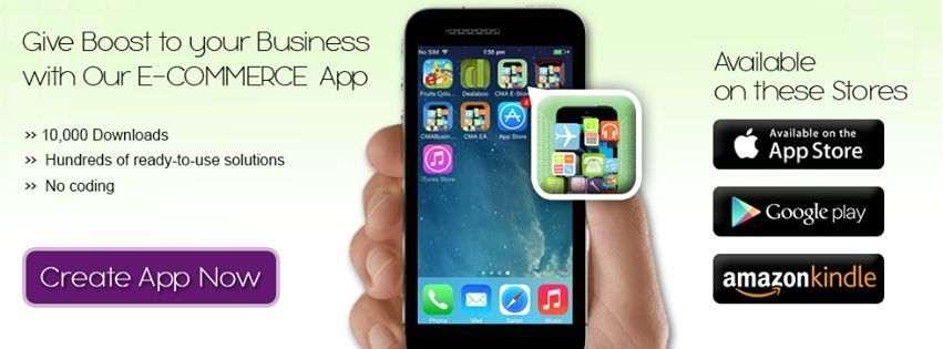 Create business app for