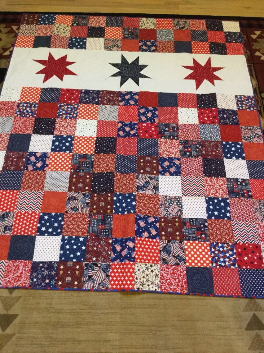 Quilt of Valor 2016