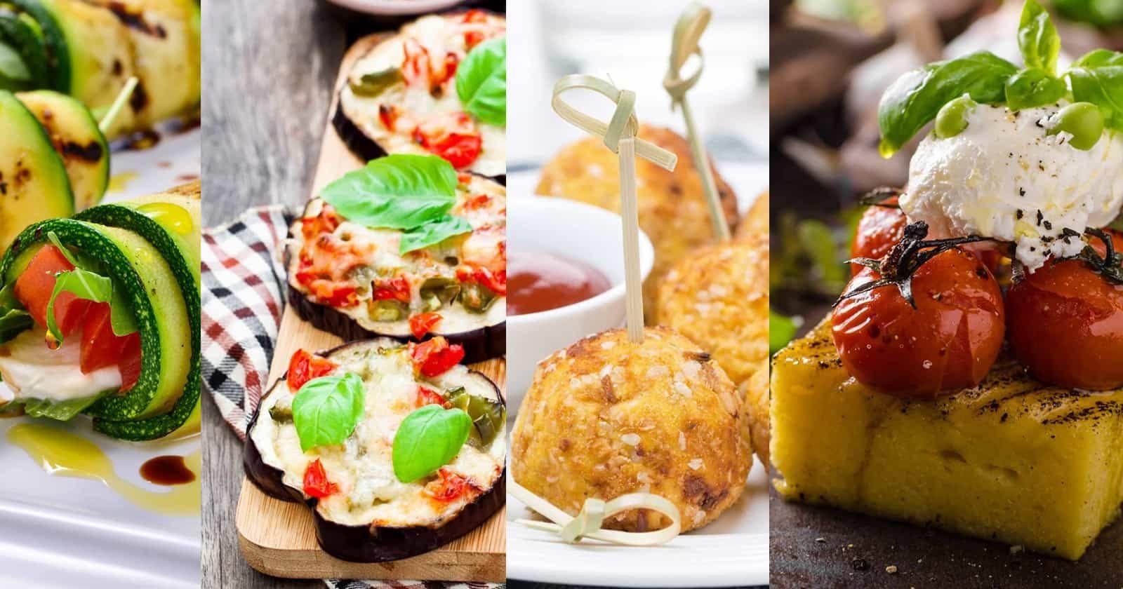 Finger Food Aperitivo Estivo 20 ricette per un aperitivo estivo | ricette, idee