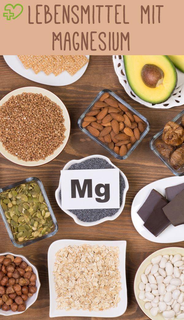 Lebensmittel Mit Viel Magnesium