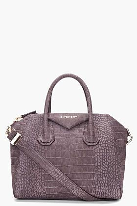 Orgasmic ! GIVENCHY Small Charcoal Antigona Bag  8544798b09ffb