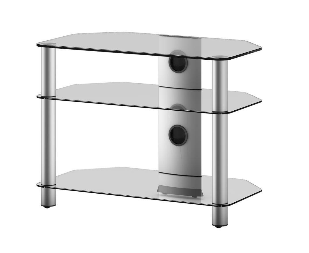 Elbe neo 370 c slv mueble soporte para televisi n mueble for Mueble para lcd 50 pulgadas