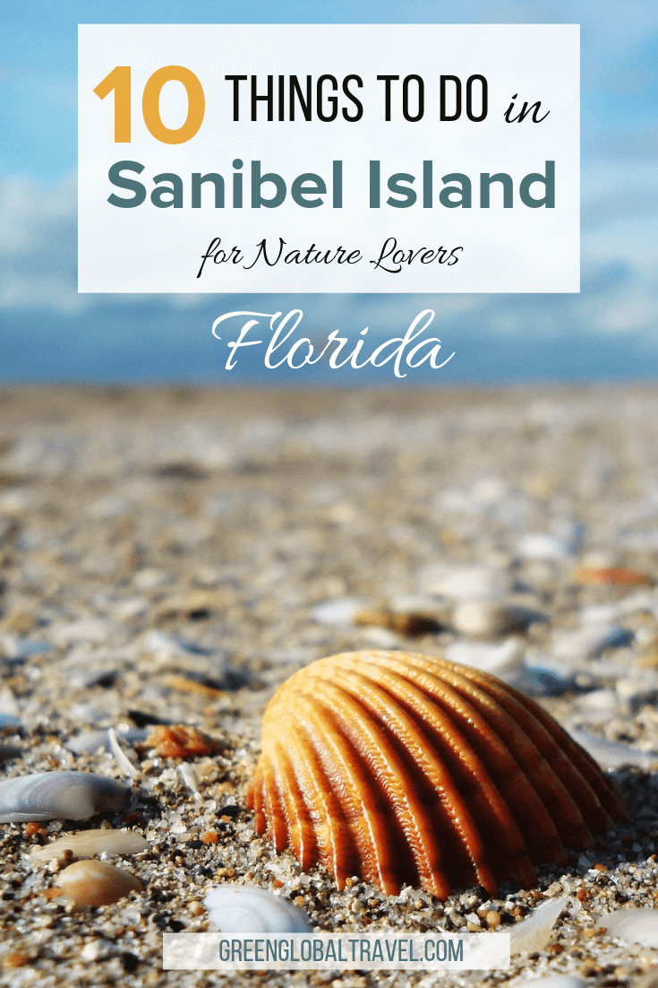 Top 10 Things To Do In Sanibel Island, Florida