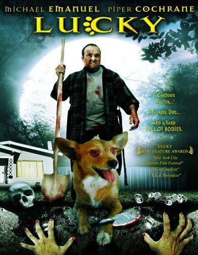 Lucky 2004 Horror Fantasy Dir Steve Cuden Horror Movie Posters Poster