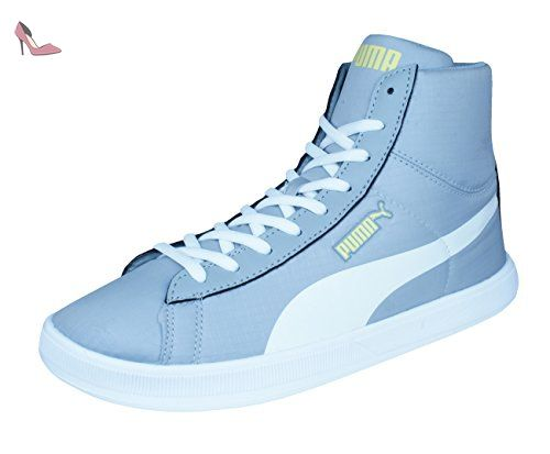 timeless design 4a7fe 39f03 Puma Archive Lite Mid Ripstop Baskets hommes   Chaussures-Grey-38.5 -  Chaussures puma