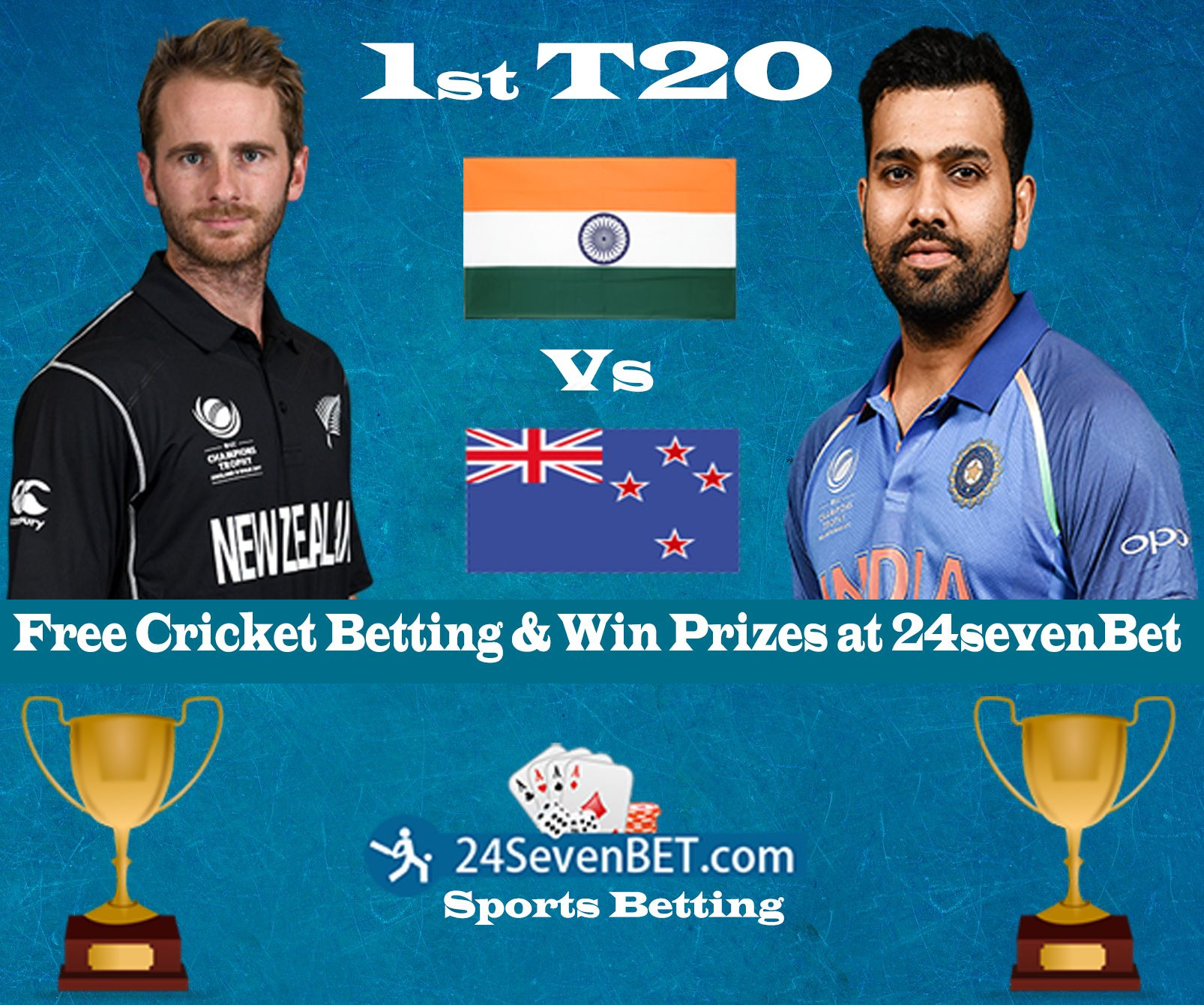 INDvsNZ 1st T20 Betting, Sports betting, Casino games