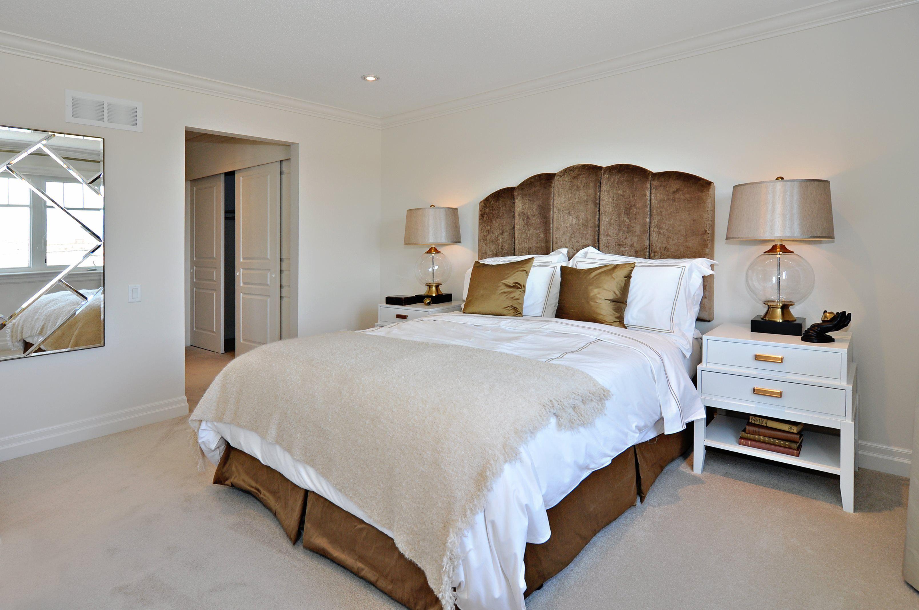 Blackstone Homes: Model bedroom. #Monarch #Ottawa #Kanata #bedroom ...