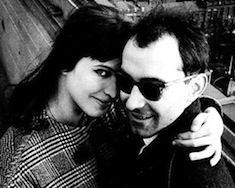 Anna Karina & Jean-Luc Godard...cutest couple ever