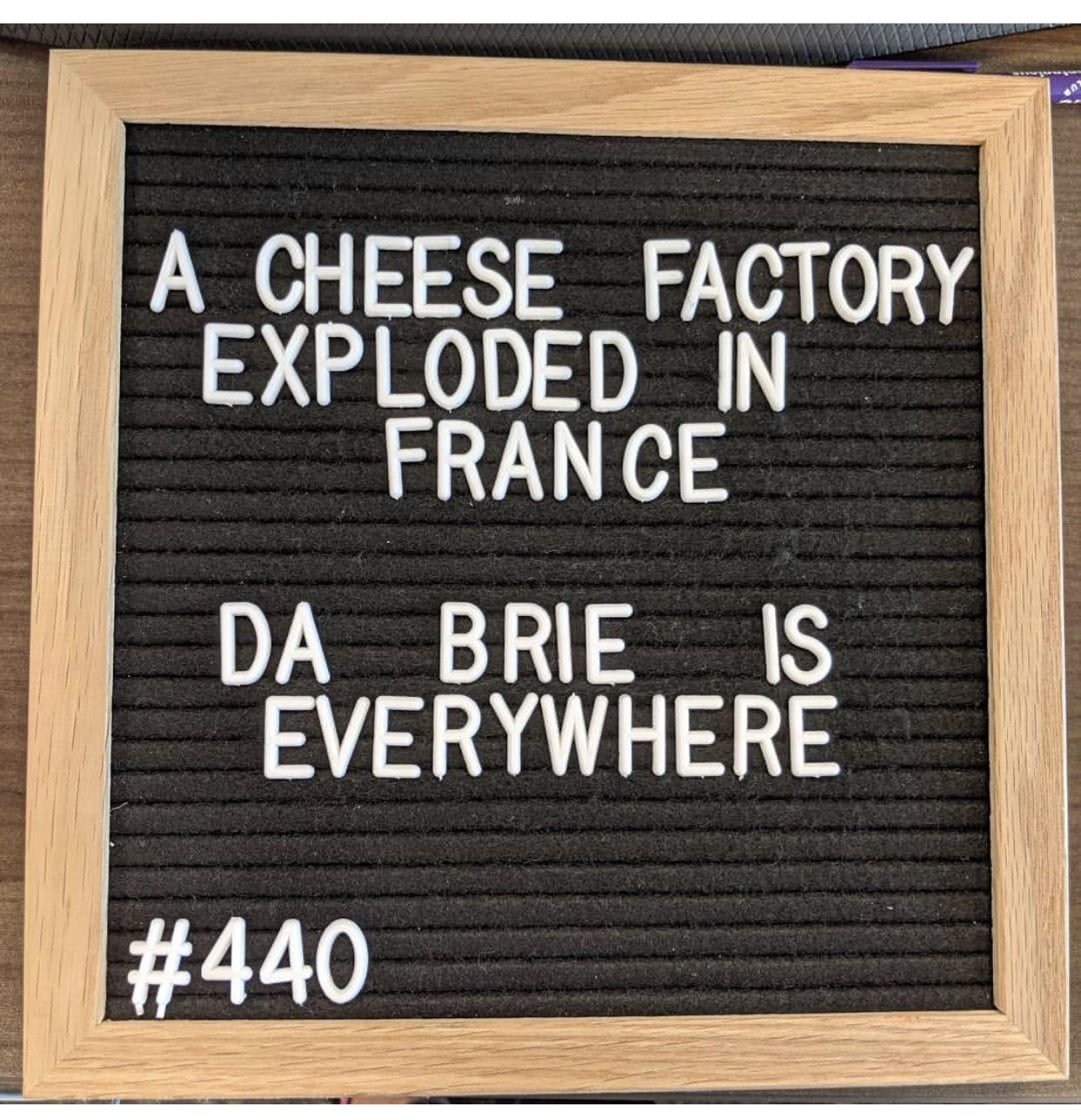 Cheese Factory Exploded Corny Jokes Message Board Quotes Haha Funny