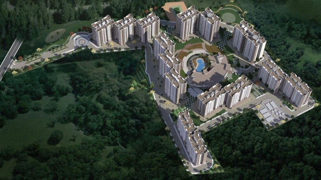 New apartment project from prestige group for more http