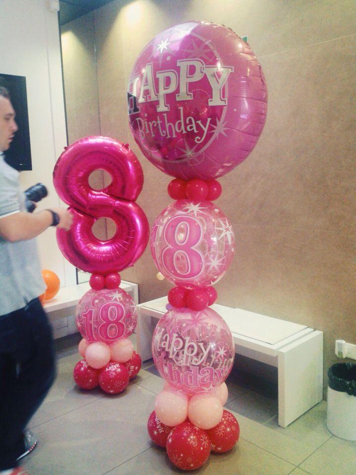 Pin de Monica Martinez en Balloon decorations Pinterest Globo