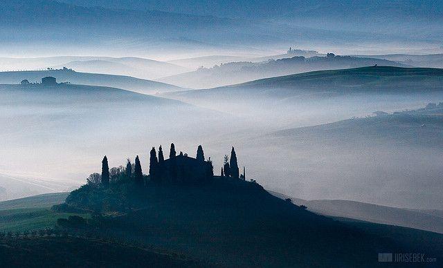 Belveder, Tuscany